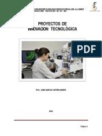 Guia de Proyectos de Innovacion Tecnologica
