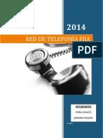 Informe Red de Telefonía Fija