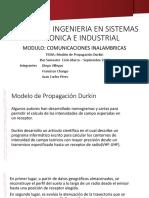 Facultad de Ingenieria en Sistemas Electronica e Industrial