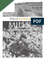 Altair Toledo Machado - Manejo Da Diversidade Genética de Milho Em Sistemas Agroecológicos