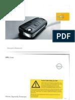 Opel Corsa - Manualul Utilizatorului