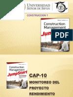 Monitoreo y Cumplimiento Del Proyecto