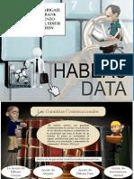 Habeas Data Exposicion
