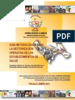 Guia Sectorización Final