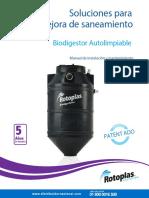 Biodigestor Manual Instalacion