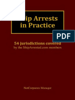 Ship Arrests in Practice-2012 - Bilinmeyen
