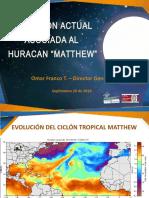 Huracán Matthew