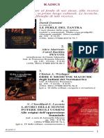 Catalogo Massari editore 2017