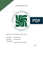Monografia Pobreza en El Peru