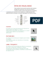 Herramientas de Visual Basic