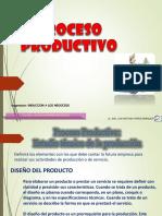 UAP INDUCCION Proceso Productivoxxx