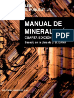 Manual de Mineralogia Vol N°02