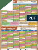 Doit Mondkalender 2017 d
