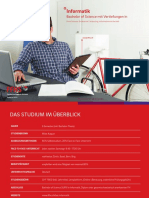 Broschuere Bsc Informatik PDF