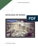 Apostila Geologia de Minas