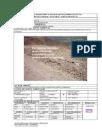 Ficha de Pasivo Ambiental