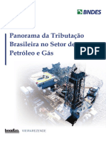 Panorama Da Tributacao Brasileira No Setor de Petroleo e Gas
