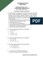 Taller Logica Proposicional 10%. v2docx