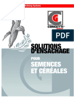 Solutions Densachage Semences Et Crales Concetti Group
