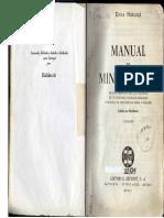 Manual de Mineralogia Completo Dana