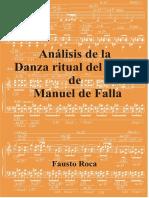 Análisis de La Danza Ritual Del Fuego de Manuel de Falla