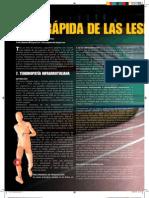 28º Guía Rápida de las Lesiones del Corredor 4 (Planeta Running).