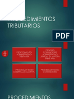 DERECHO TRIBUTARIO I (CÓDIGO TRIBUTARIO) - Semana 13 Pocedimiento Contencioso(1)