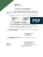 BIR ICC Application Form Bir Icc Application Form Annex A on