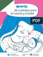 QUNITA Guia de Cuidados Para La Mama y El Bebe