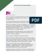 Ejercicio PNL
