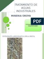 Tratamiento de Aguas Industriales (La Oraya)