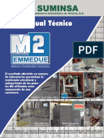 Manual Tecnico EMMEDUE M2 R10