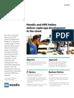 Mendix Hpehelion Development Cloud Pro