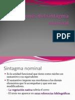 Funciones Del Sintagma Nominal (2) (1)