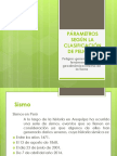 PÁRAMETROS SEGÚN LA CLASIFICACIÓN DE PELIGROS.pptx