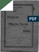 Imagens e Objetos Sacros na Bíblia - Florêncio Dubois