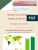 Slide Set 3 - Role of Lng, Gtl, Cng