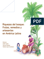 Riquezas Del Bosque_ Frutas, Remedios y Artesanías en América Latina