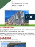 VIDRIOS Y CRISTALES-pptx
