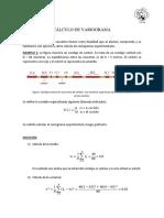 Cálculo de Variograma