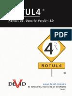 Manual Del Usuario Rotul4 V1.4