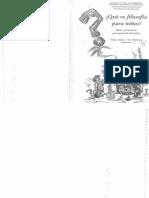 KOHAN y WAKSMAN - ¿Que es filosofia para niños-.pdf