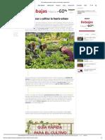 Guía rapida para empezar a cultivar tu huerto urbano - Ideas Verdes.pdf