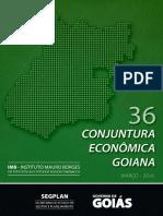 Conjuntura Econômica 36