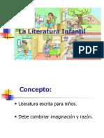Conceptos de Literatura Infantil