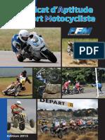 Livret Pilote 2015