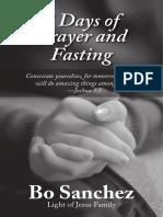 7days Prayer and Fasting