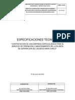 Especificacion Tecnica Om Psl Gch Final 24-07-2014 Rev16c3c247. FINAL