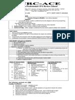 Preweek Handouts in Business Law May 2014 Batch