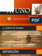 AYUNO.pptx